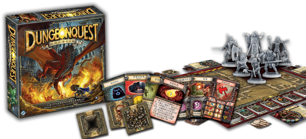 DQ01 DungeonQuest